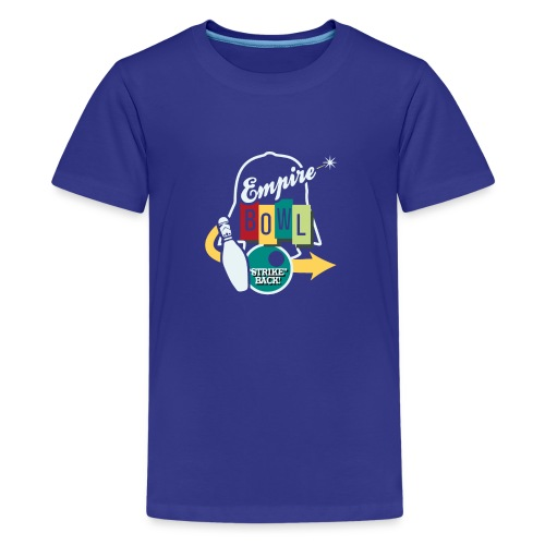Empire Bowl - Kids' Premium T-Shirt