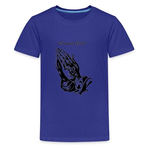 throwinghands - Kids' Premium T-Shirt
