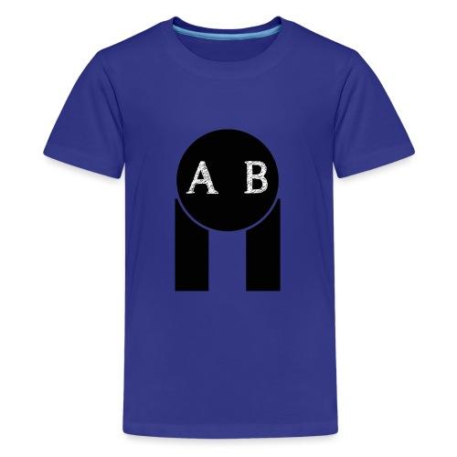 AB the best - Kids' Premium T-Shirt