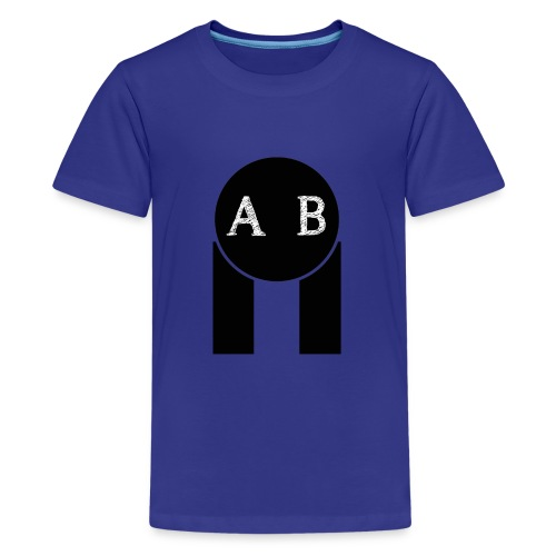 AB the best - Kids' Premium T-Shirt