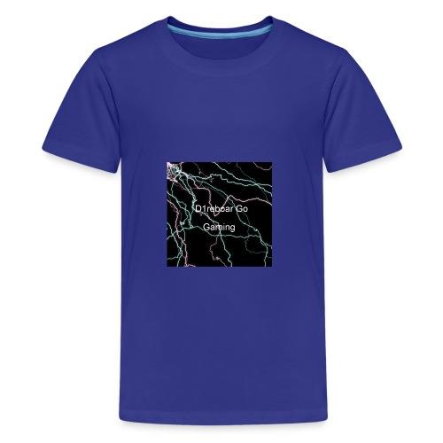 D1reboar Go YouTube Sticker - Kids' Premium T-Shirt