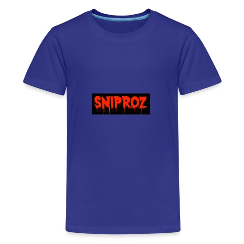Snipro merch - Kids' Premium T-Shirt