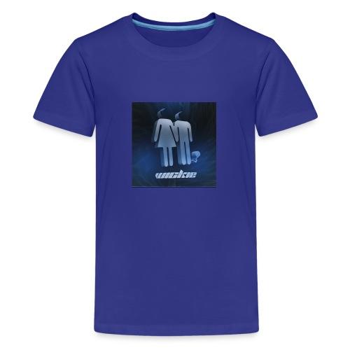 Wickie Logo - Kids' Premium T-Shirt