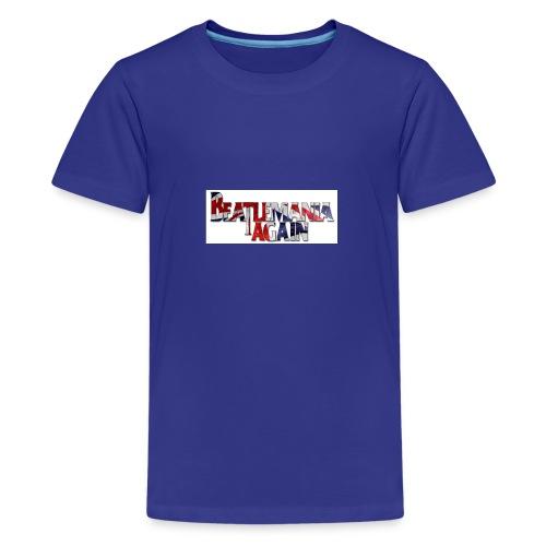 Beatlemania Again Tour Merchandise - Kids' Premium T-Shirt