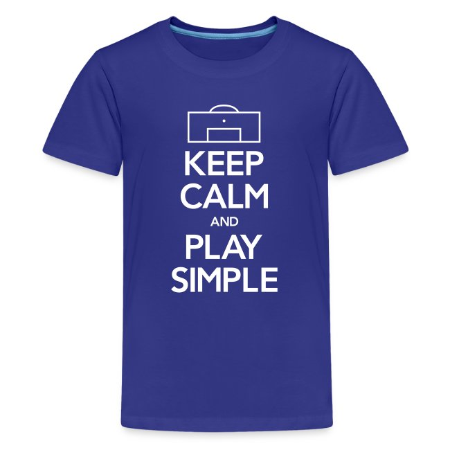 Play Simple Women's Tee (A Fundraising Item)