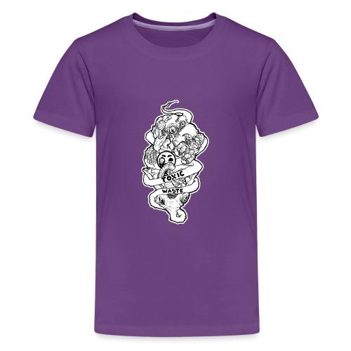 TOXIC WASTE - Kids' Premium T-Shirt