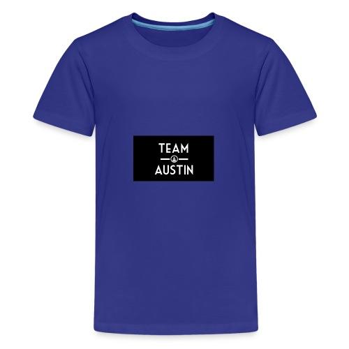 Team Austin Youtube Fan Base - Kids' Premium T-Shirt