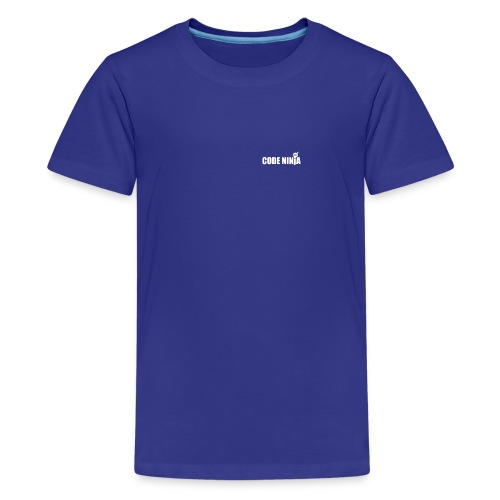 Programming Code Ninja - Kids' Premium T-Shirt