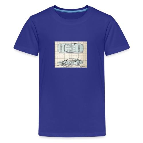 drawings - Kids' Premium T-Shirt