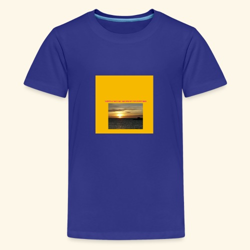 IMG 1513974488543 - Kids' Premium T-Shirt
