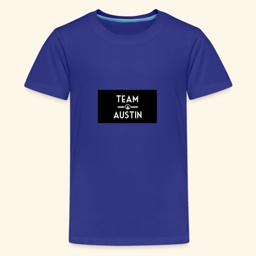 Team Austin Youtube Fan Base - Kids' Premium T-Shirt