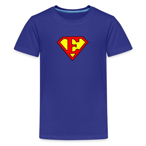 super E - Kids' Premium T-Shirt