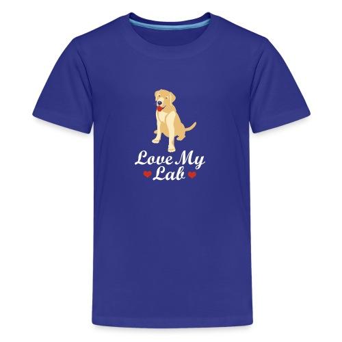 labrador2 - Kids' Premium T-Shirt