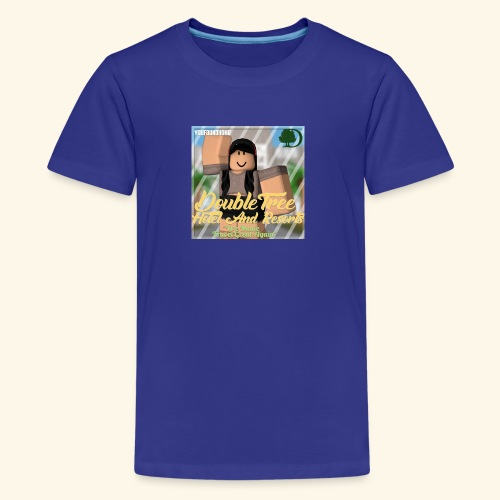 DoubleTrees Offical Logo - Kids' Premium T-Shirt