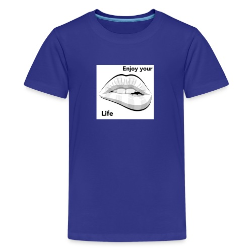 Enjoy your life - Kids' Premium T-Shirt