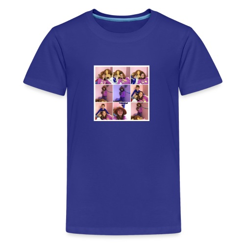 family colloge - Kids' Premium T-Shirt
