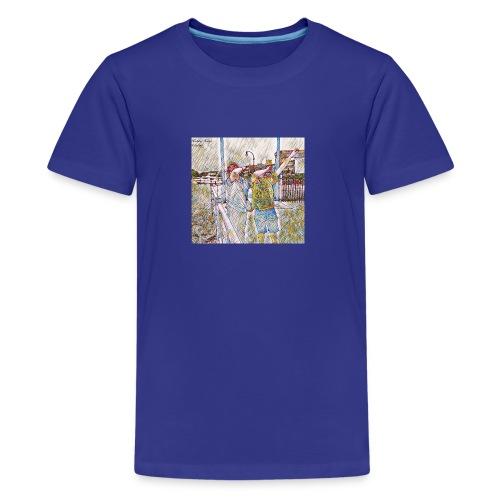 Do The Dab x2 - Kids' Premium T-Shirt
