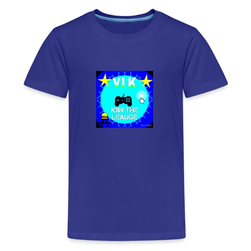 MInerVik Merch - Kids' Premium T-Shirt