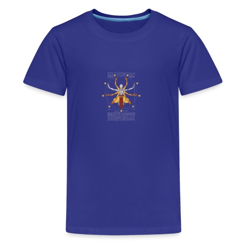 Vitruvian Omnic - Kids' Premium T-Shirt
