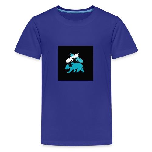 skateboard design - Kids' Premium T-Shirt