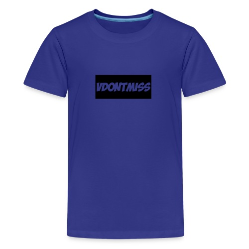 vDontMiss Nation - Kids' Premium T-Shirt