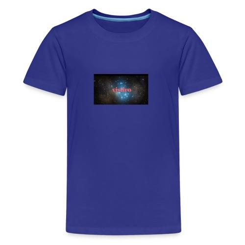signed hoodie - Kids' Premium T-Shirt