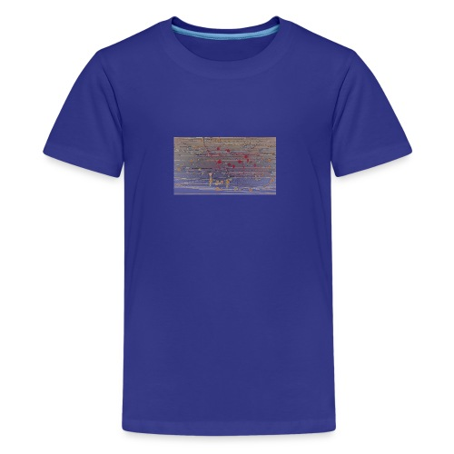 kiik 4 - Kids' Premium T-Shirt