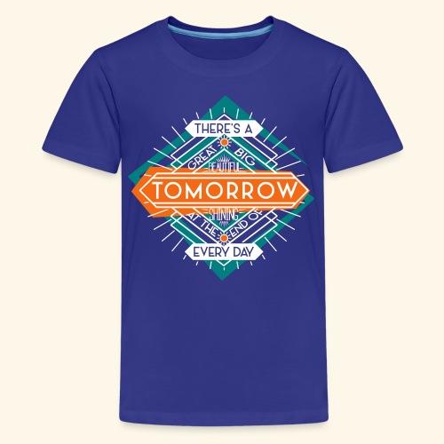 Carousel's Promise - Kids' Premium T-Shirt