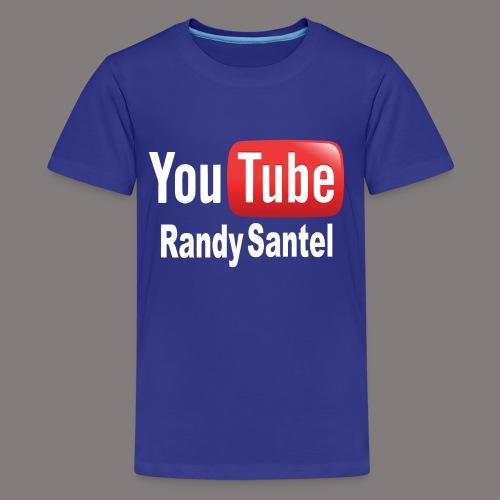 Randy Shirt PNG - Kids' Premium T-Shirt