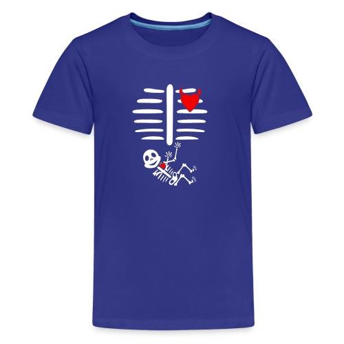 Halloween Pregnancy - Kids' Premium T-Shirt