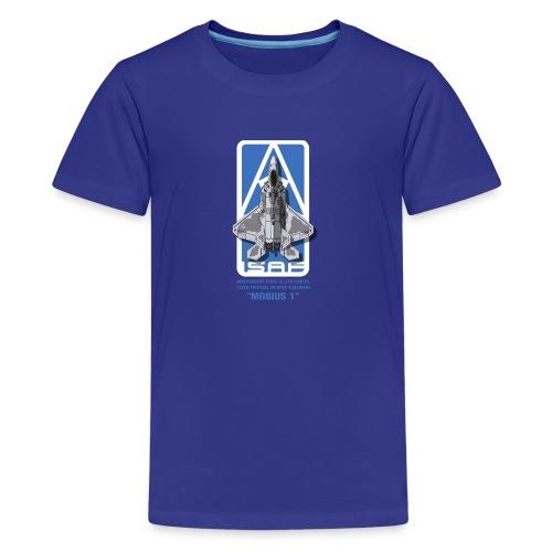 The Usean Ace logo - Kids' Premium T-Shirt