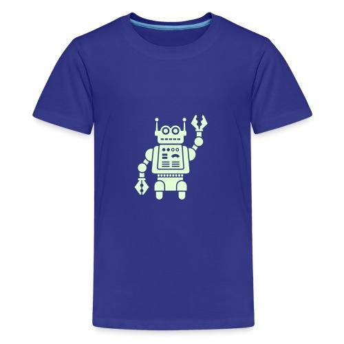 Robot 1 - Kids' Premium T-Shirt