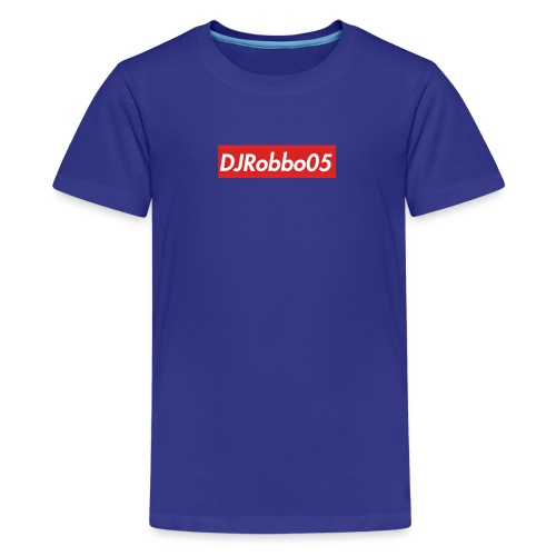 DJRobbo05 Supreme Merch - Kids' Premium T-Shirt