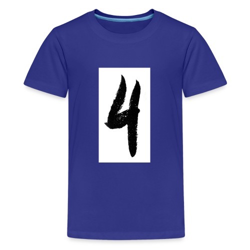 rouge 4 - Kids' Premium T-Shirt