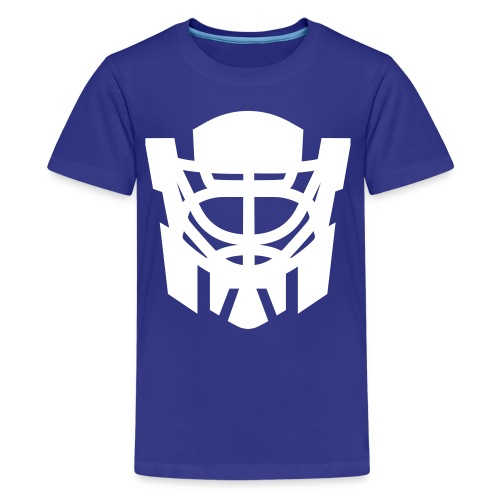 optimus reim crest - Kids' Premium T-Shirt