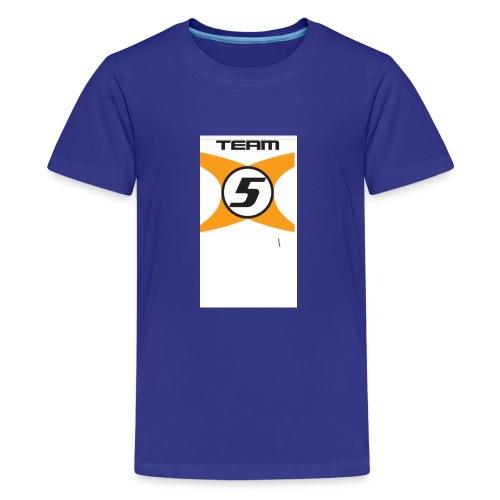 087C4026 9308 49F6 9E0A DA29E2BFA5D8 - Kids' Premium T-Shirt