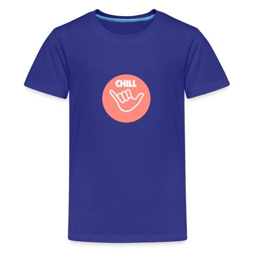 Chill dude - Kids' Premium T-Shirt