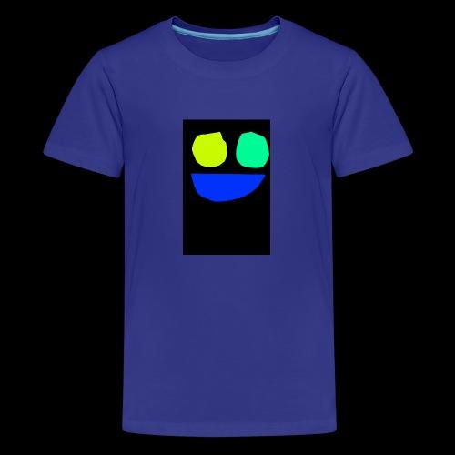 Smiley face colors - Kids' Premium T-Shirt