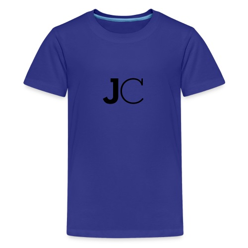 JazzyAndCeddy Logo - Kids' Premium T-Shirt