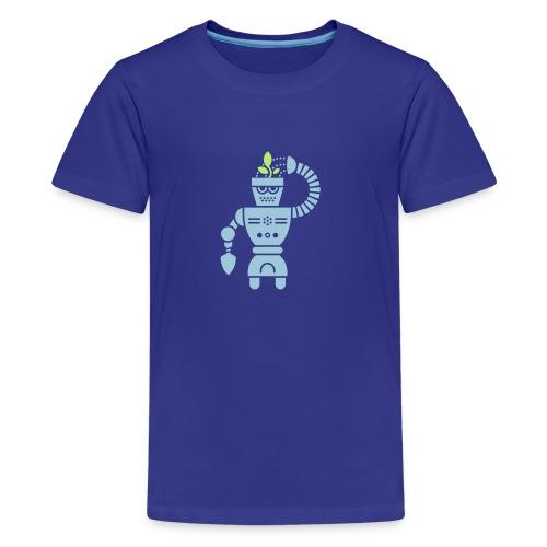 growbot - Kids' Premium T-Shirt