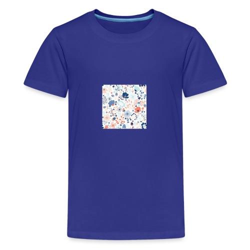 flowers - Kids' Premium T-Shirt