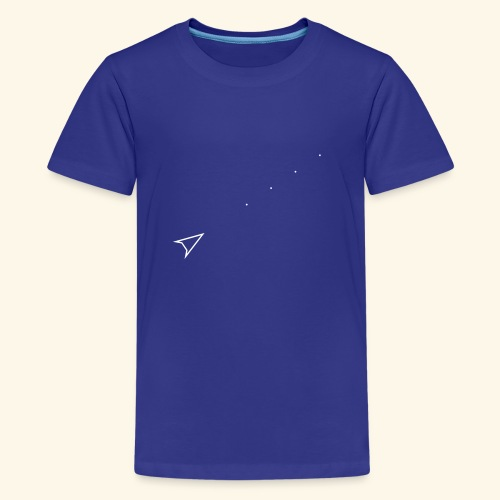 spaceship - Kids' Premium T-Shirt