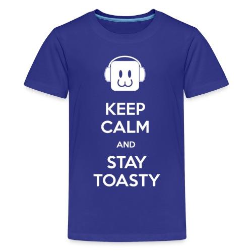 Toasty transparent crop png - Kids' Premium T-Shirt