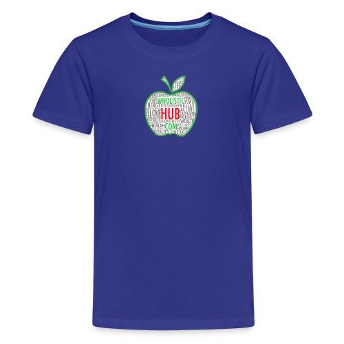 WholisticHub Apple - Kids' Premium T-Shirt