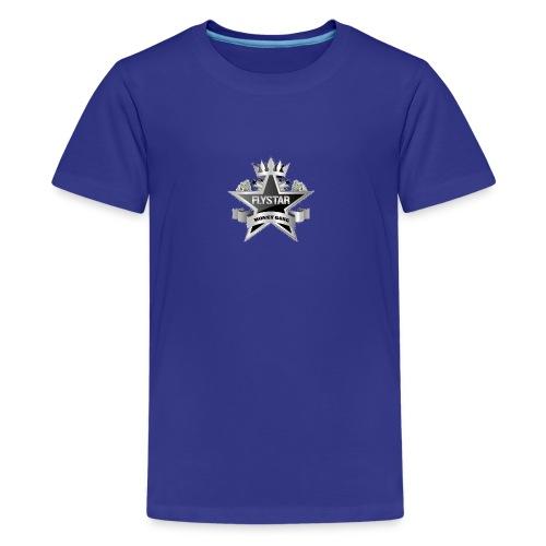 FlyStar Money Gang Logo - Kids' Premium T-Shirt
