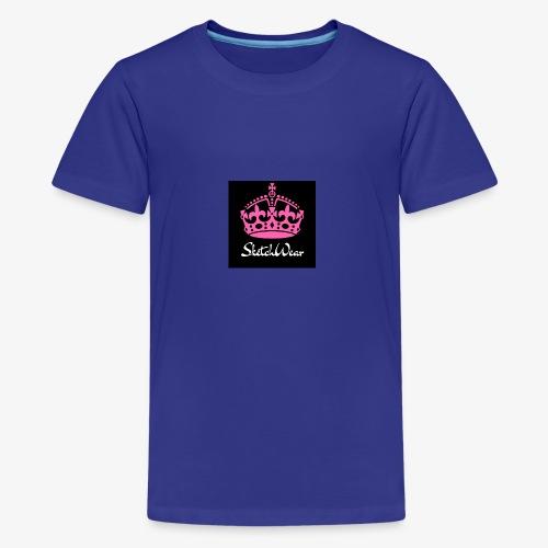 Boucher Fashion Logo - Kids' Premium T-Shirt