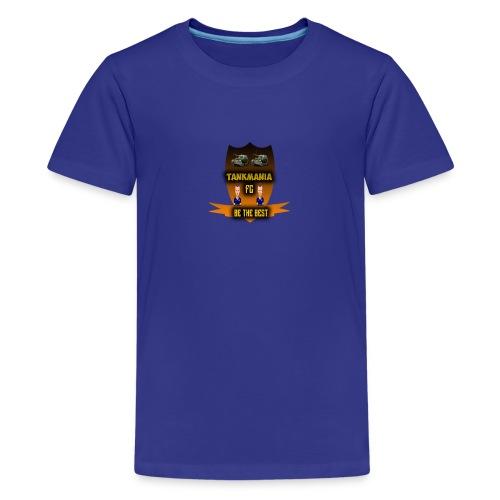 tankamania logo - Kids' Premium T-Shirt