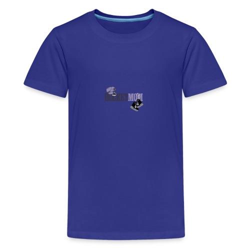 hoceky_mom_4 - Kids' Premium T-Shirt