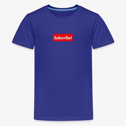 Subscribe! - Kids' Premium T-Shirt