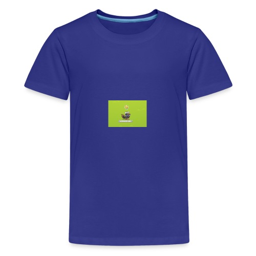 Awesomecoolkawaii emote shirt - Kids' Premium T-Shirt